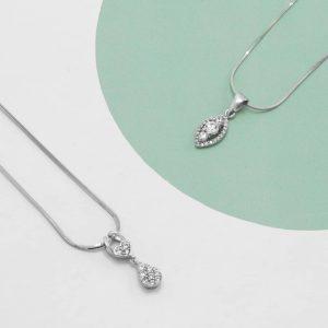 Apa Manfaat Mengenakan Kalung Emas? Apa saja perhiasan wanita ...