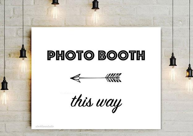 Tips Mempersiapkan Photobooth Pernikahan