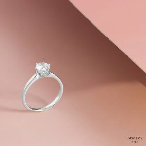 Pilihan Berlian untuk Cincin Berlian Solitaire