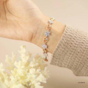 Gelang Berlian, Perhiasan yang Tepat untuk Menghadiri Berbagai Acara