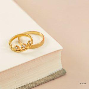 Karakteristik dan Berbagai Model Cincin Nikah Rose Gold