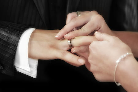 Cincin Nikah yang Sesuai untuk Pria